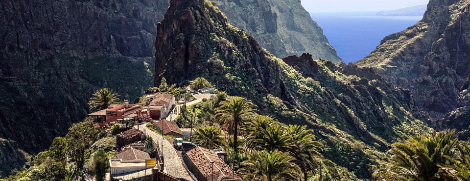 Masca Foto Turismo de Tenerife