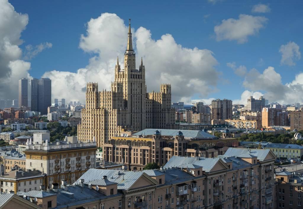 Moscú. Foto Alex Zarubi Unsplash