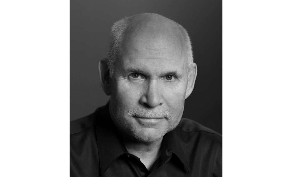 Retrato de Steve McCurry