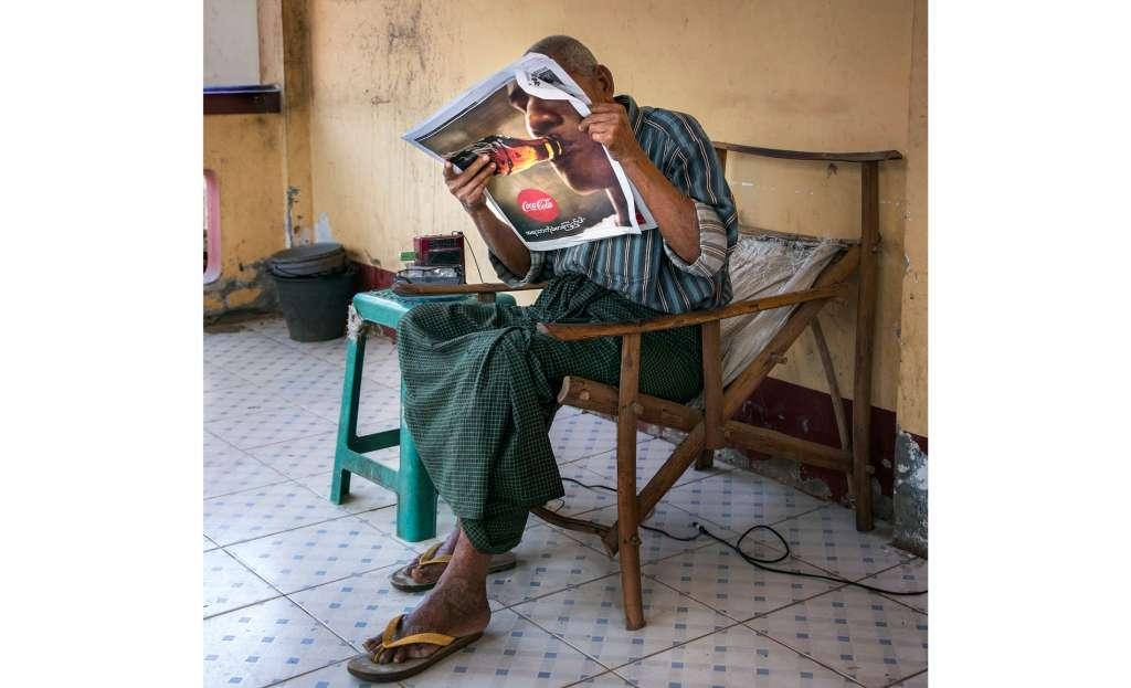 Burma. Foto Steve McCurry