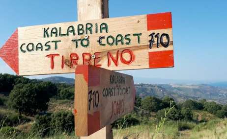 Camino Kalabria Foto Kalabria trekking
