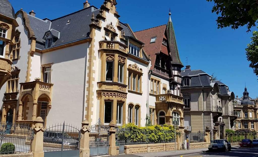El Quartier Imperial de Montigny-lès-Metz Foto Turismo de Metz