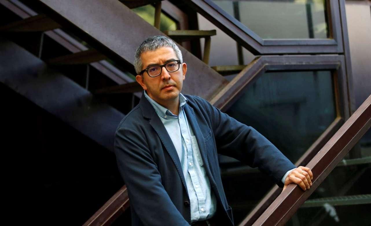 Jordi Amat. Foto: Toni Albir EFE