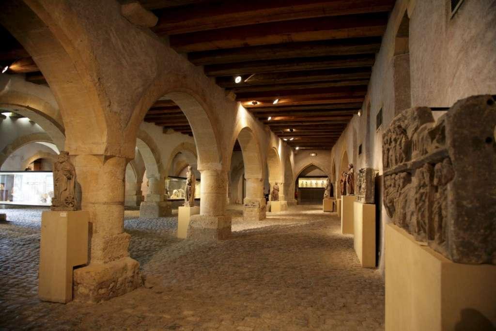 Museo de la Cour d'Or. Foto Turismo de Lorena