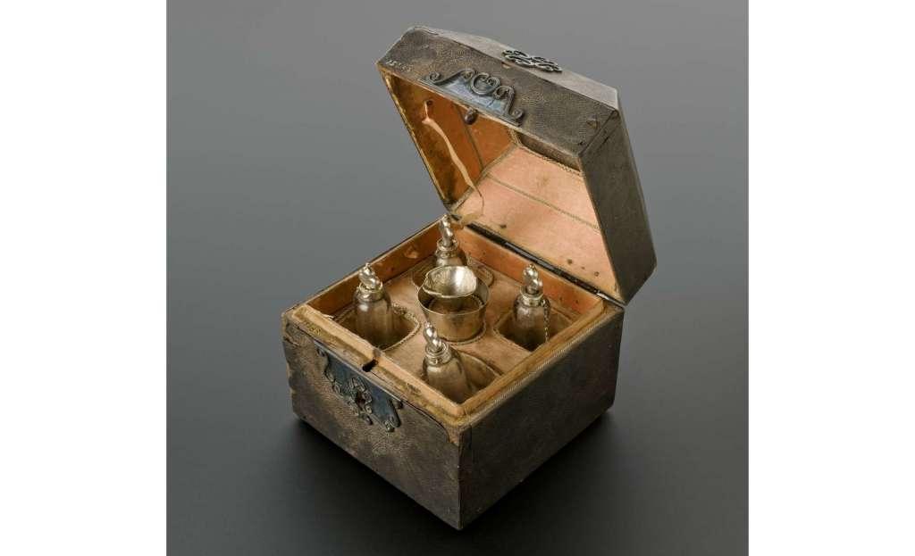 Perfumero del siglo XVIII. Foto: Science Museum, Londres
