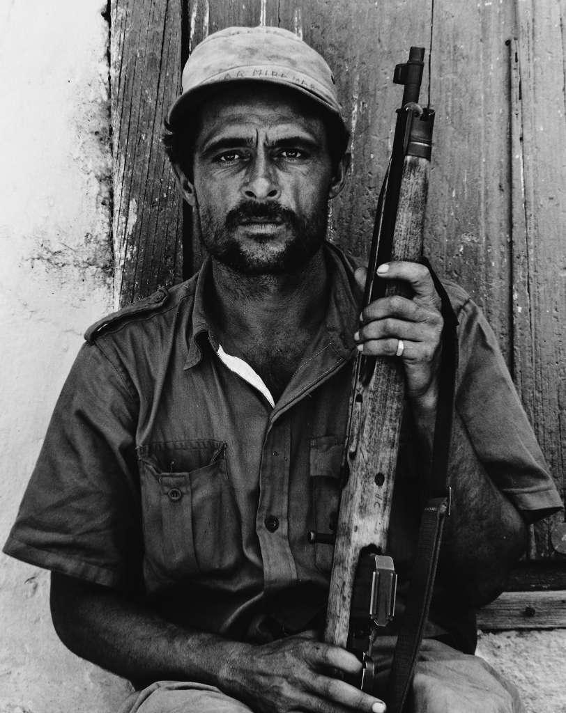 Paolo Gasparini Miliciano Trinidad, Cuba 1961 © Paolo Gasparini