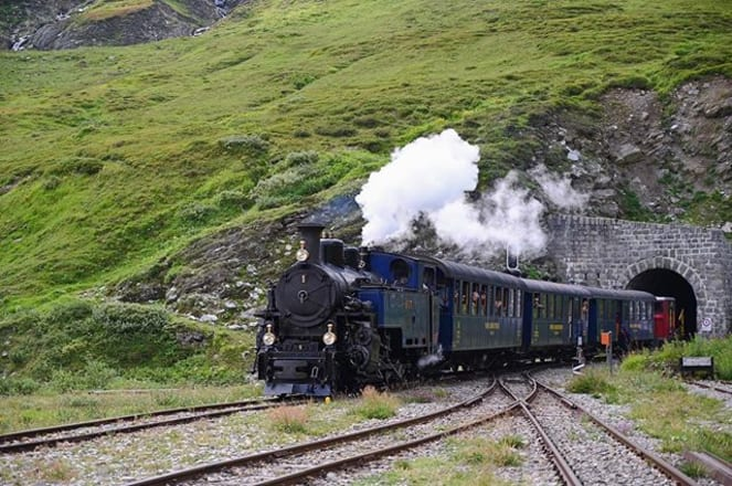 Tren Furka 1 Foto My Switzerland