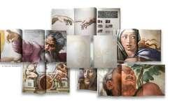 capilla sixtina. Foto: Editorial Callaway-Museos Vaticanos