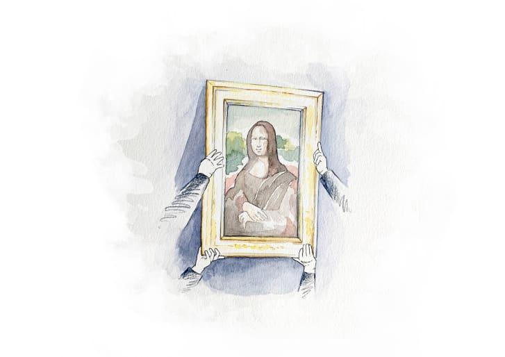 Ilustración: Héloïse Becker   Christie's.