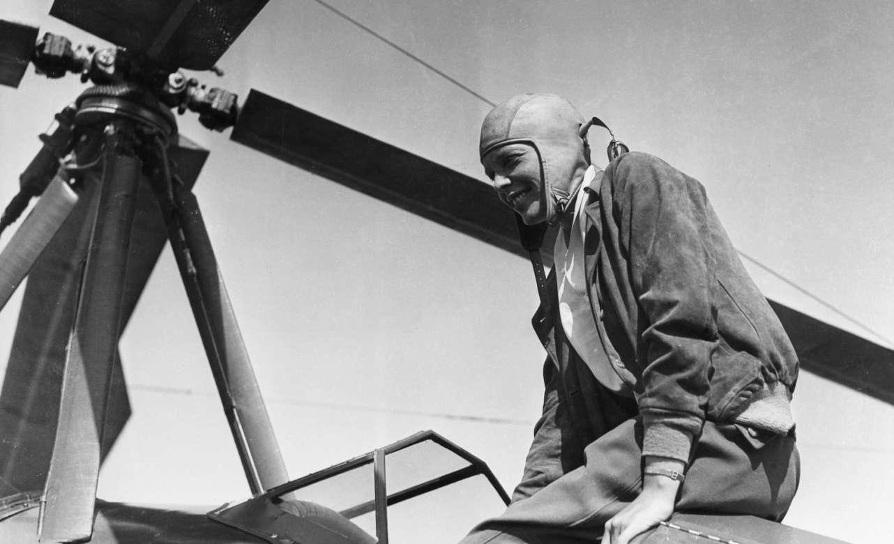 Amelia Breavheart. Foto Granger Historical Picture Archive/Alamy