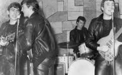 The Beatles en febrero de 1961. Foto Michael Ochs Archives - Getty Images
