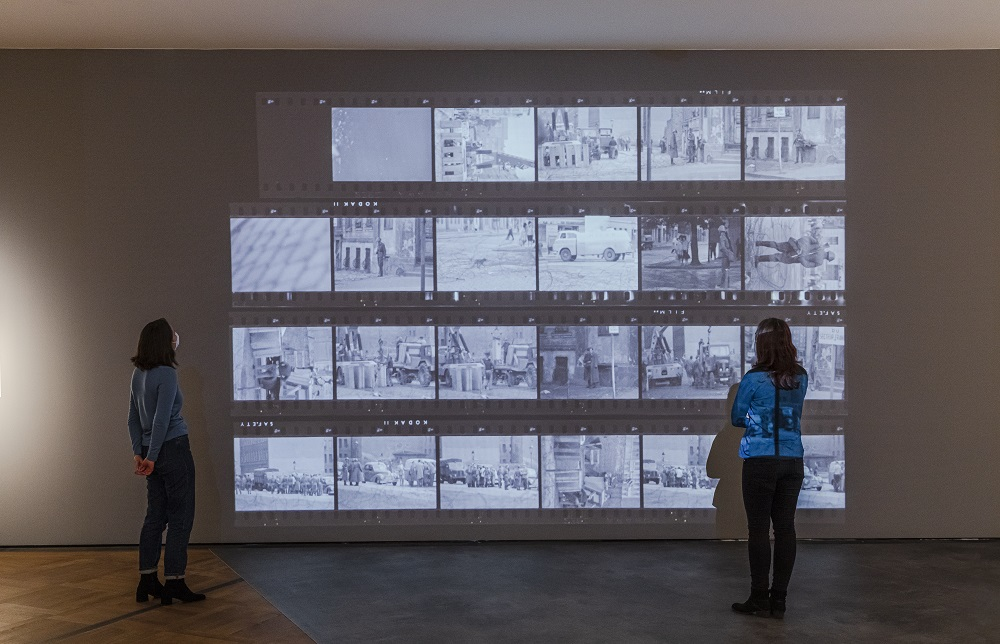 Secuencias tomadas por Peter Leibing. Foto Deutsches Historiches Museum