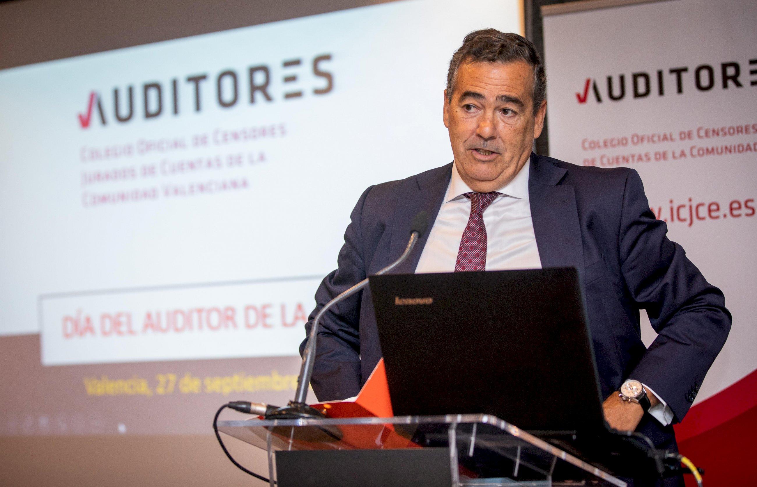 11022020 auditores rafael nava presidente colegio auditores comunidad valenciana