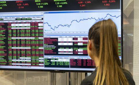 Espacio de la Bolsa de Valencia en Forinvest