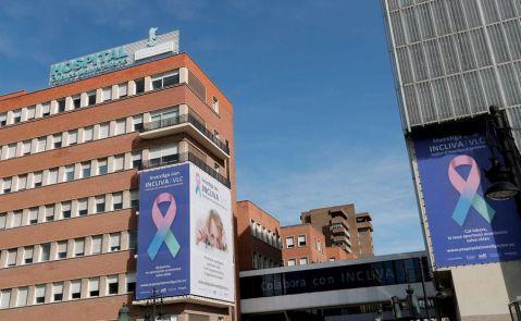 Hospital Clínico Universitario de Valencia. EFE.