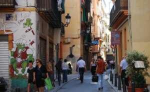 calles de el carmen foto turismo valencia