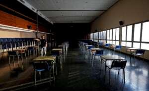 colegios e institutos de la comunitat valenciana han tenido que adaptar rapidame