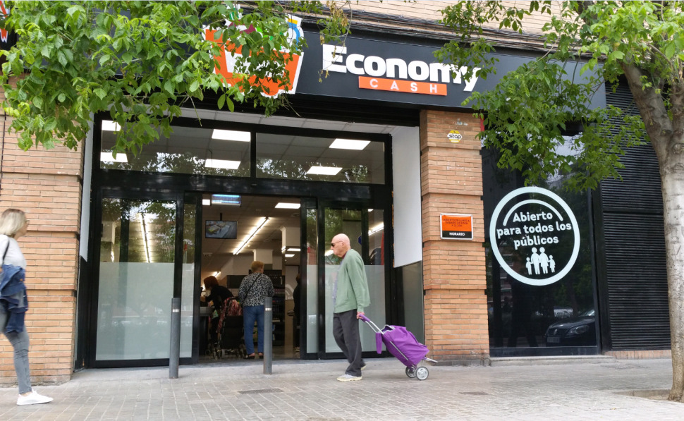Economy Cash en Valencia.