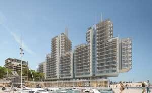 el complejo acogera viviendas y equipamietnos de ocio imagen rpbw 2