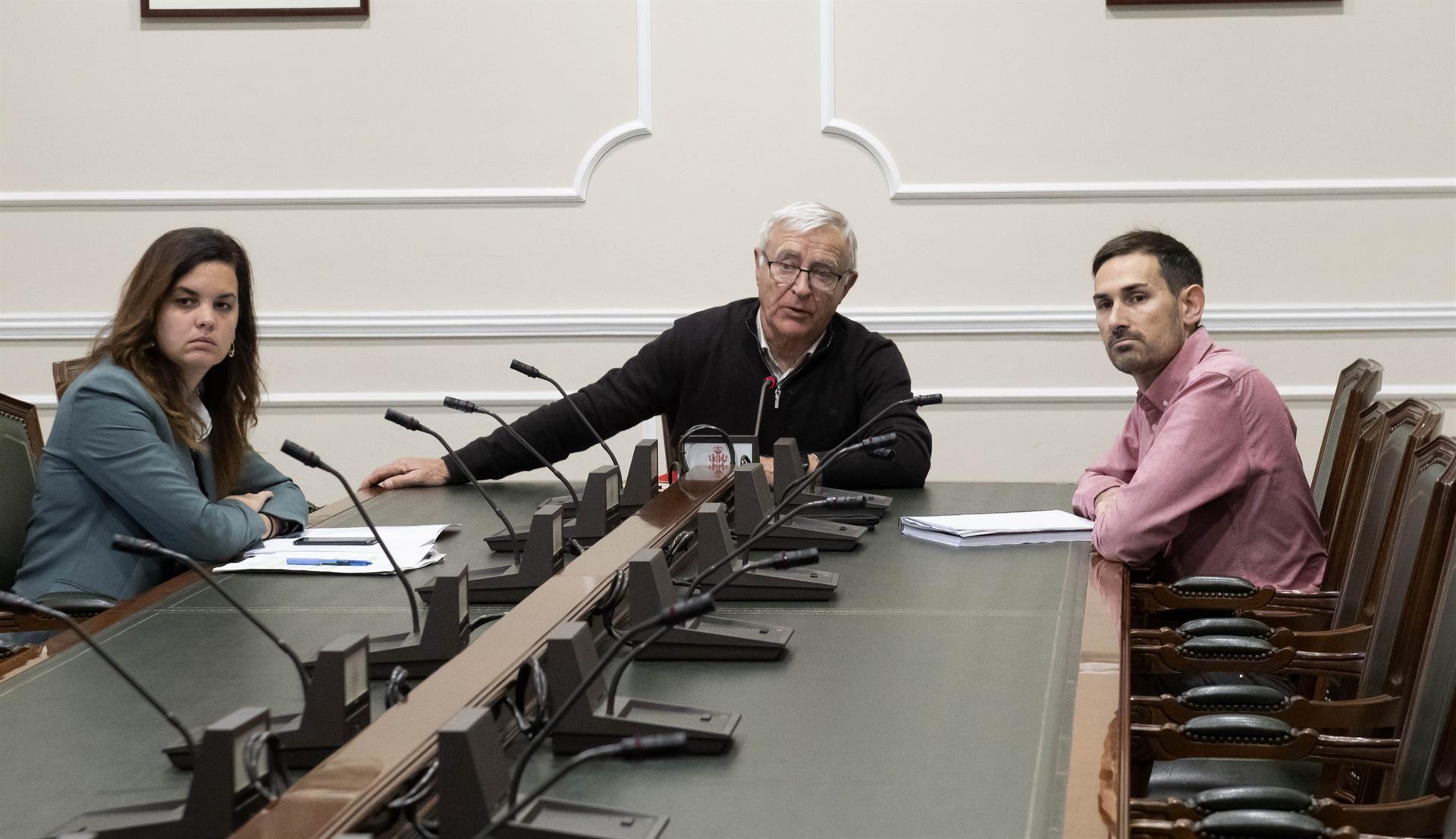 equipo de gobierno del ayuntamiento de valencia ep