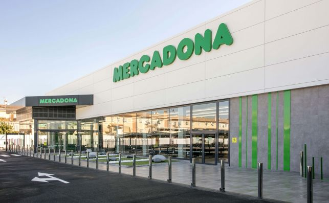 Foto Fachada Supermercado Peligros (Granada)