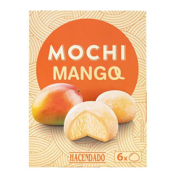 Mochi Helado Mango