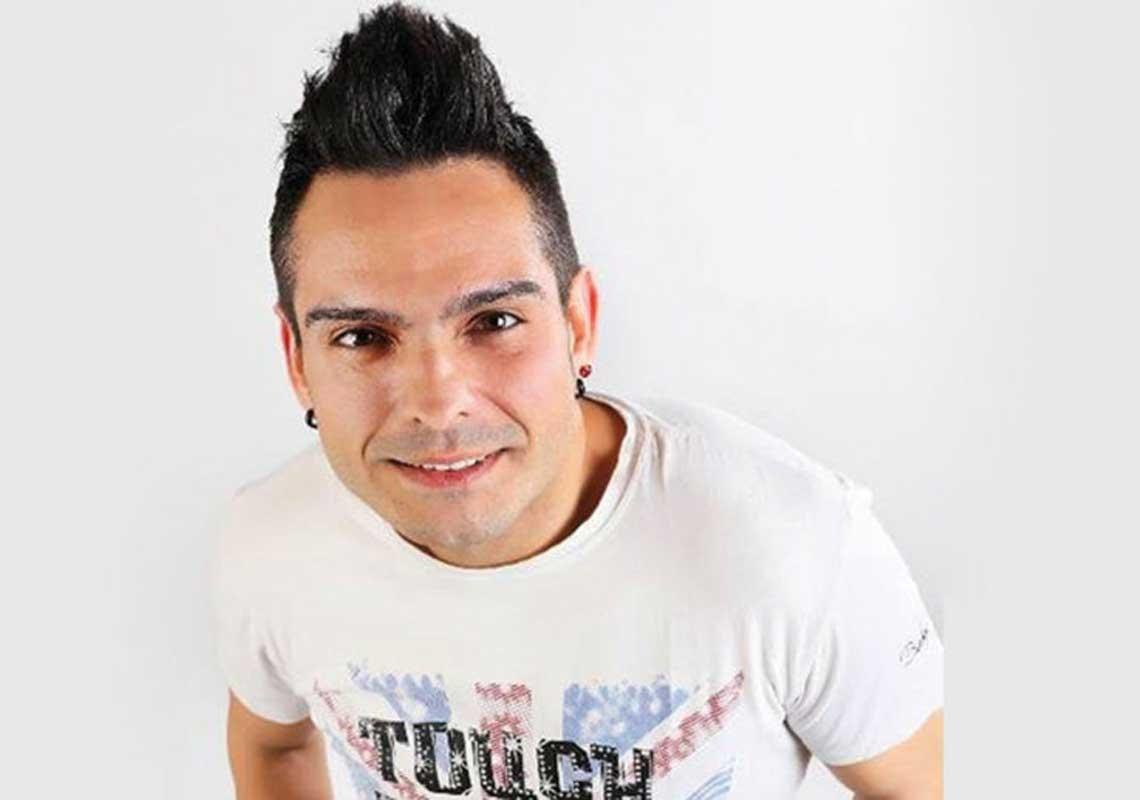 Raúl Anton.
