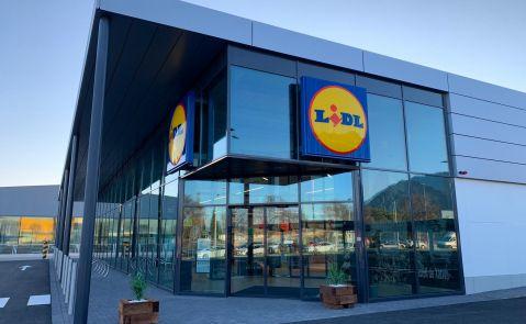 Nueva tienda Lidl en Xàtiva.
