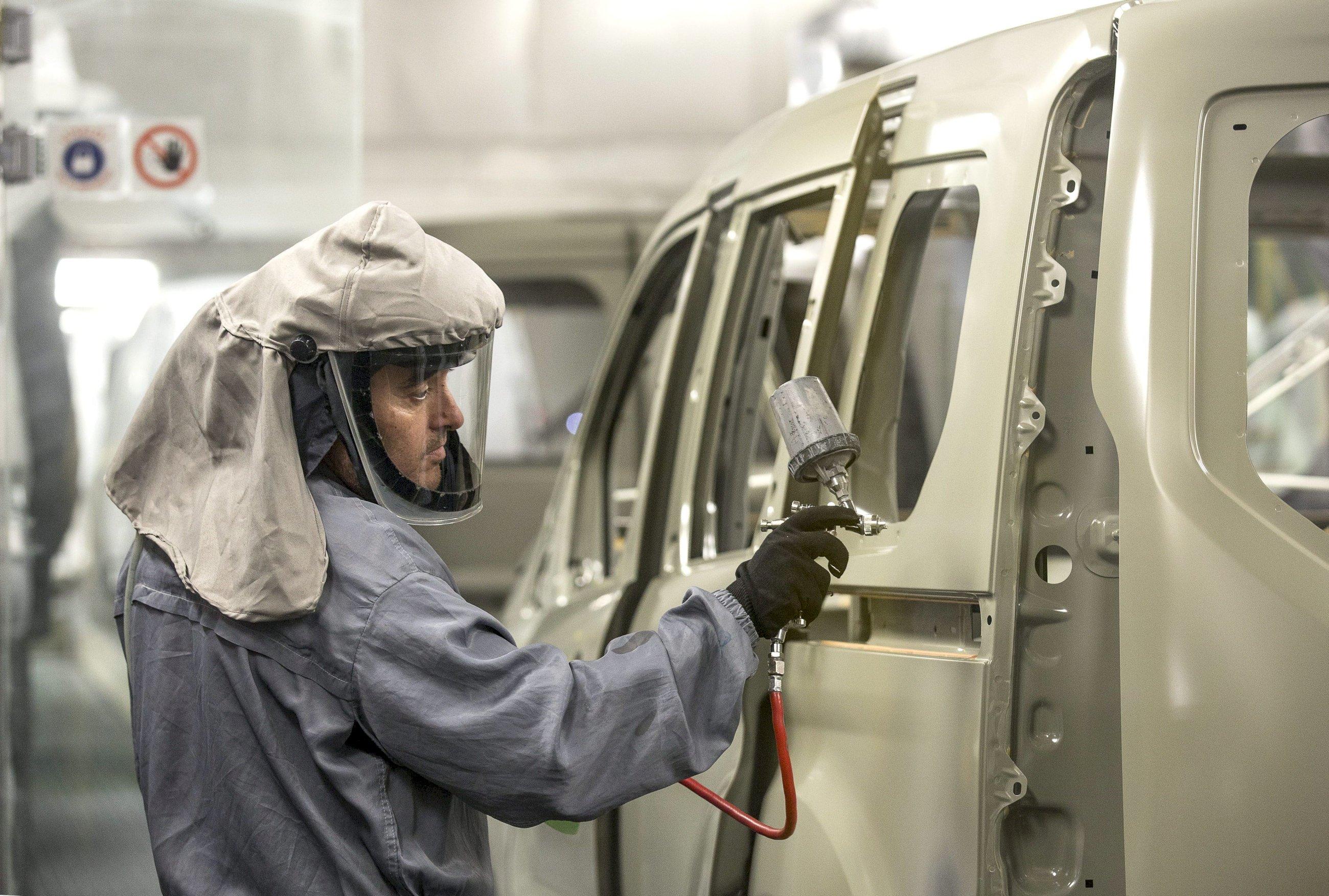 trabajador de ford almussafes