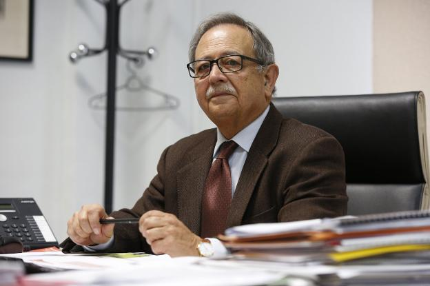 Francisco Zamora FEVEC