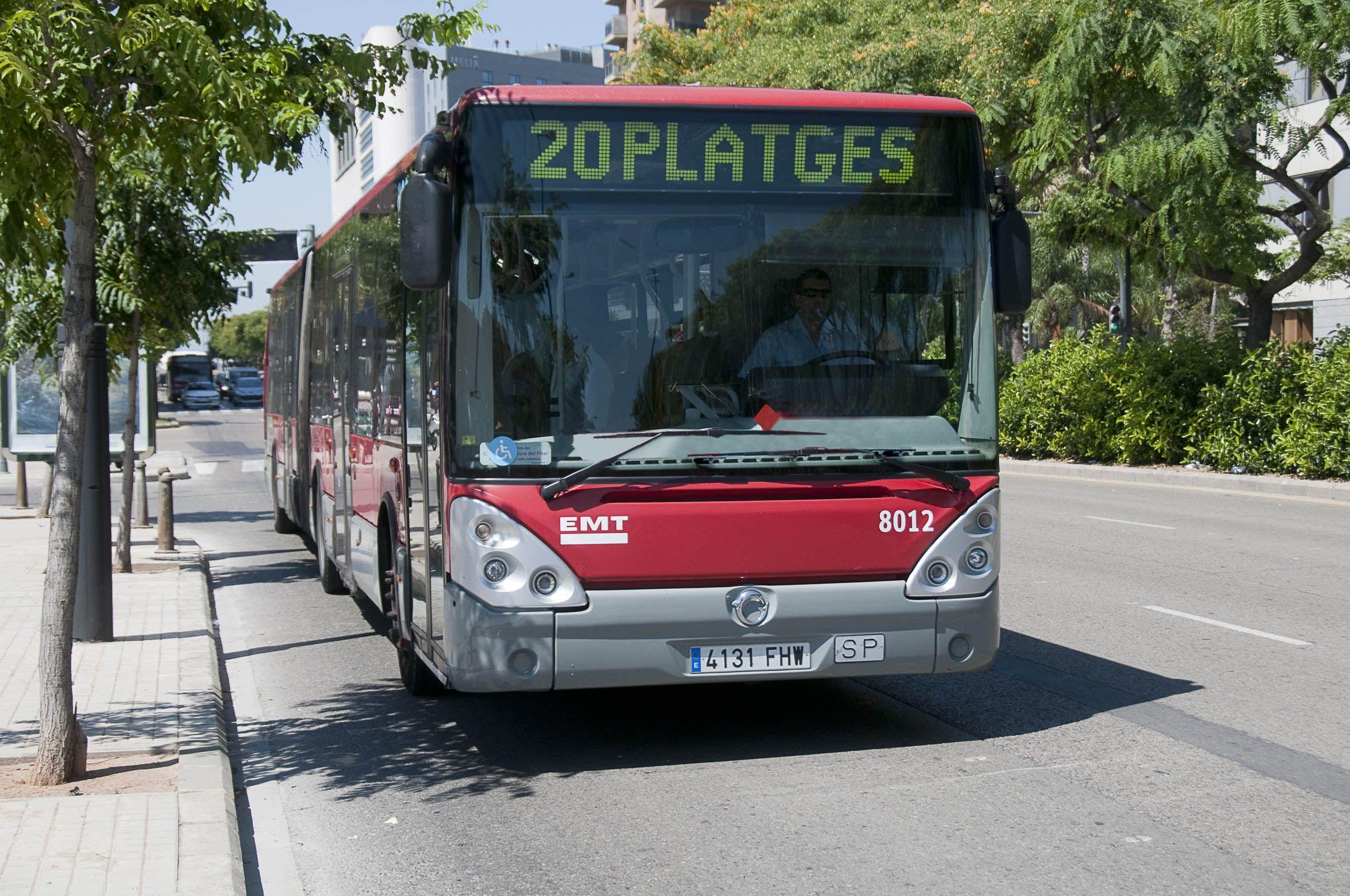 autobus de la emt