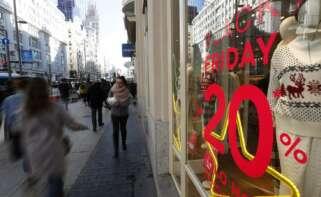 el black friday no reanima el consumo las ventas con tarjetas se hunden un 27