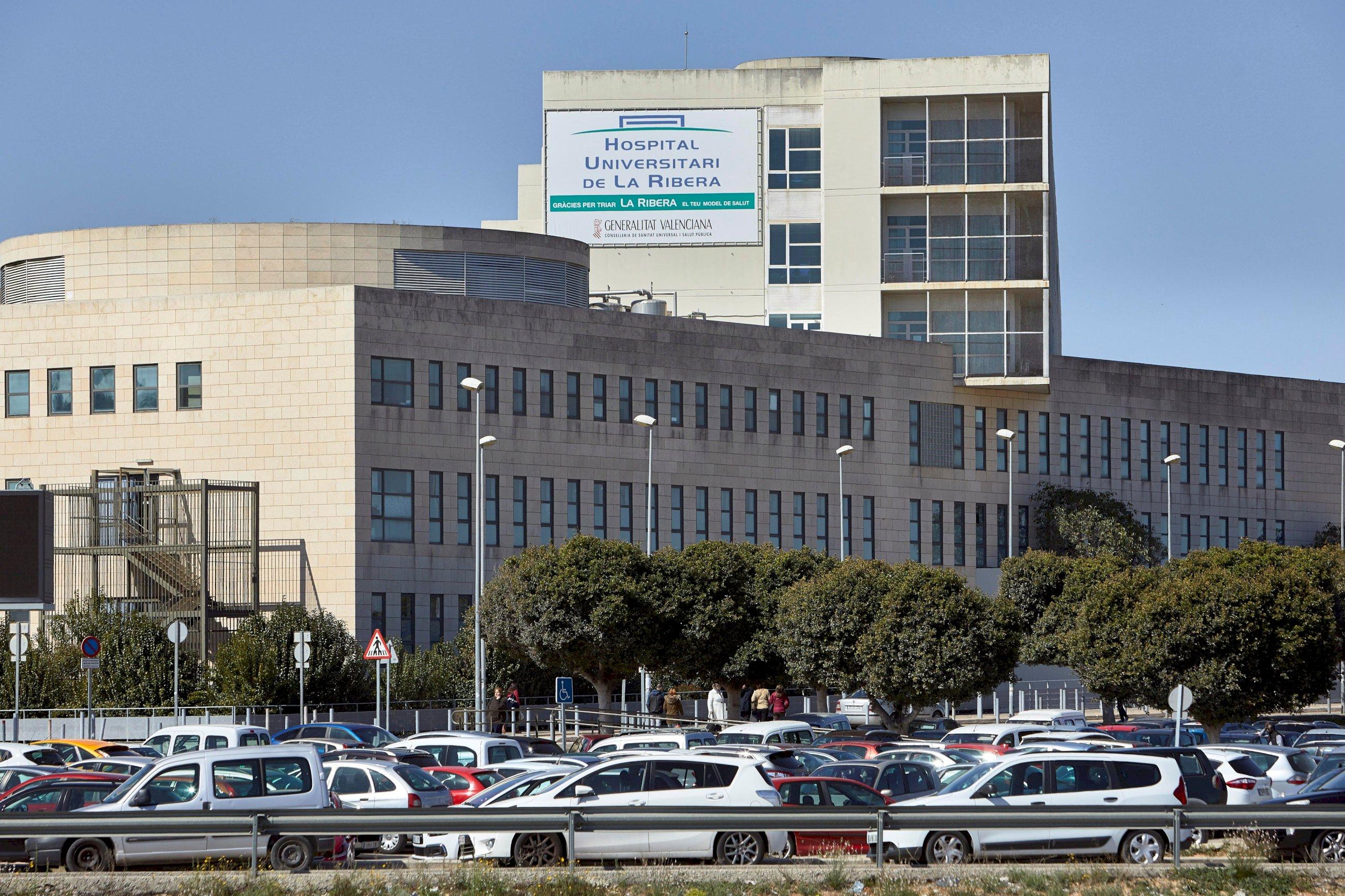 hospital de la ribera repor