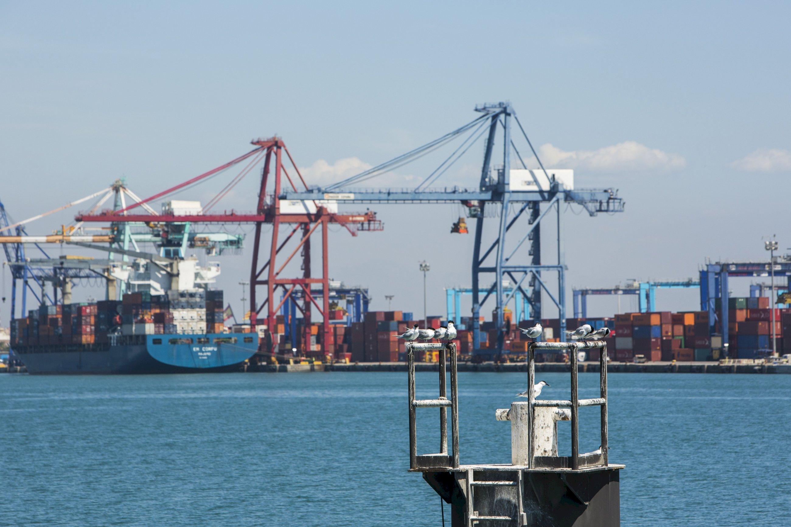 instalaciones puerto valencia
