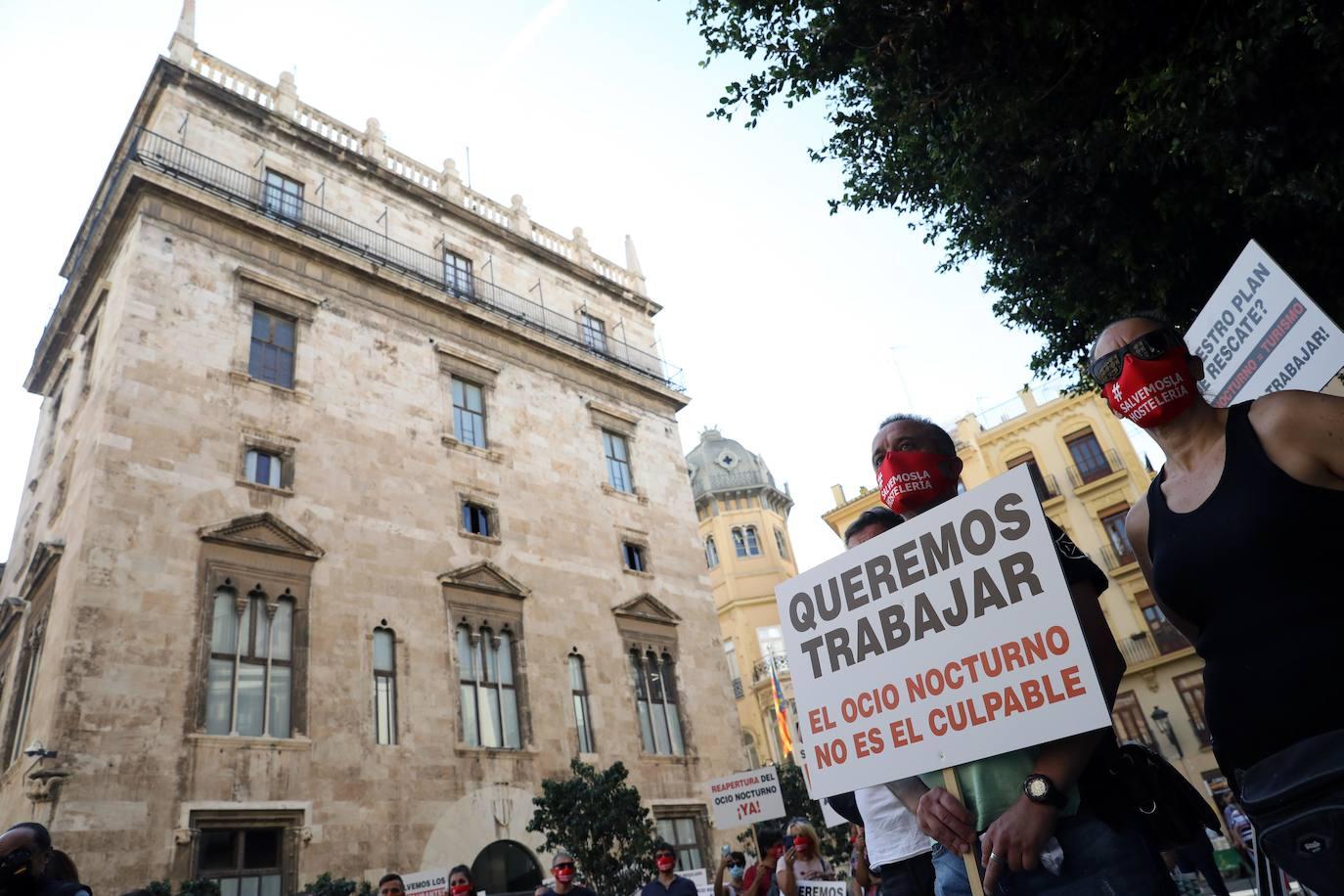 ocio hosteleria protesta 2