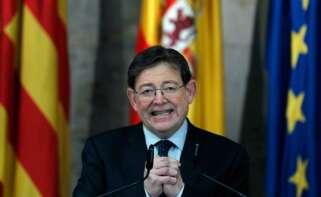 El presidente de la Generalitat, Ximo Puig, descarta rebajar el plan de restricciones por la Covid-19 / EFE