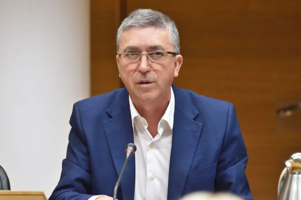 El conseller de Economía Sostenible, Rafa Climent./ EUROPA PRESS