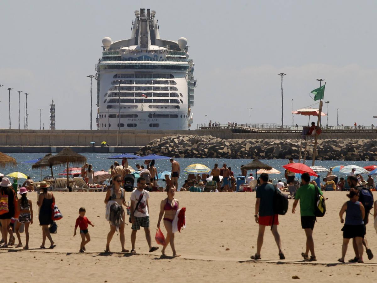 balearia y global ports se alian para la nueva terminal de pasajeros del puerto de valencia