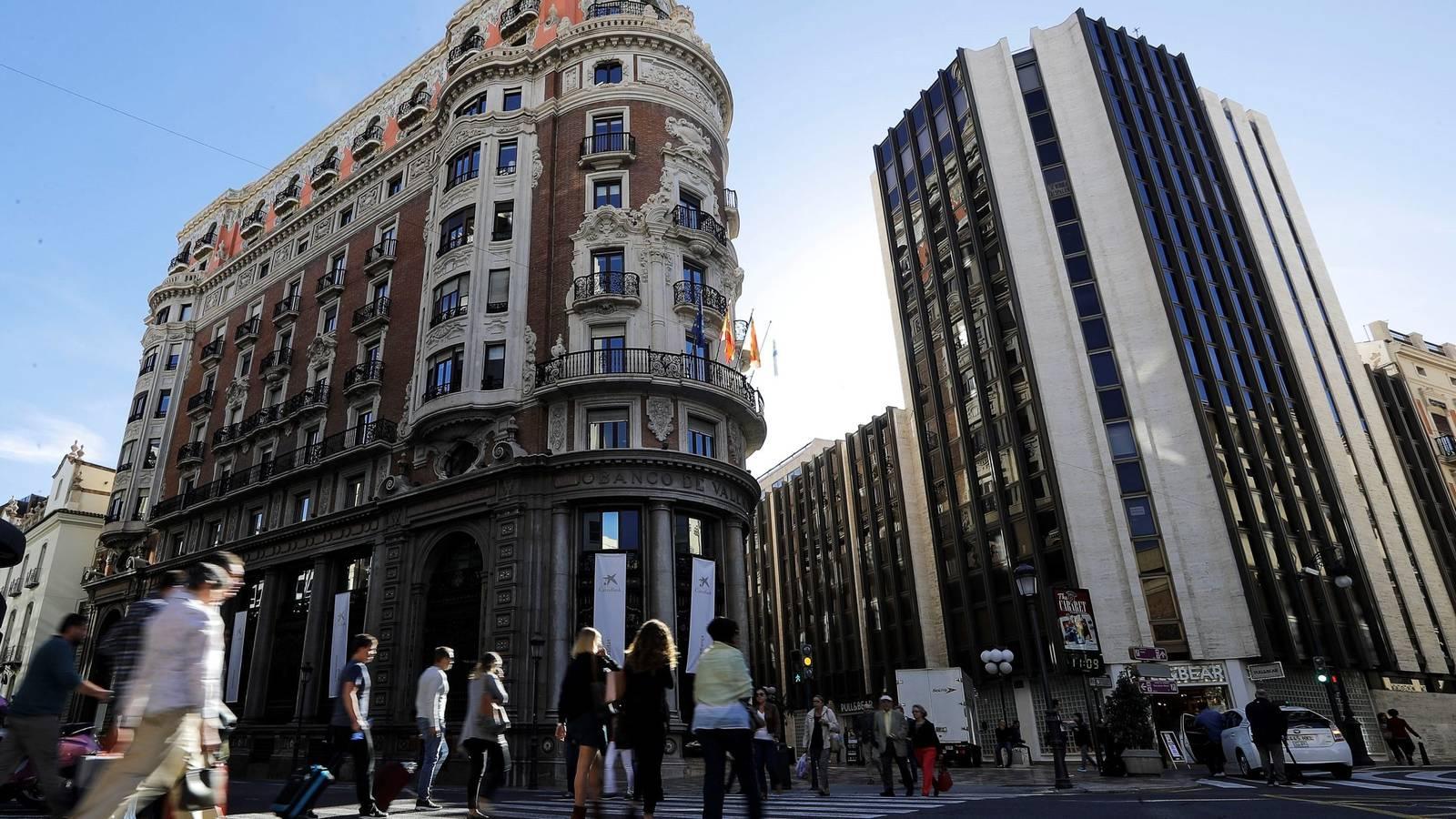 el frob situa a la comunidad valenciana como la zona cero del rescate bancario