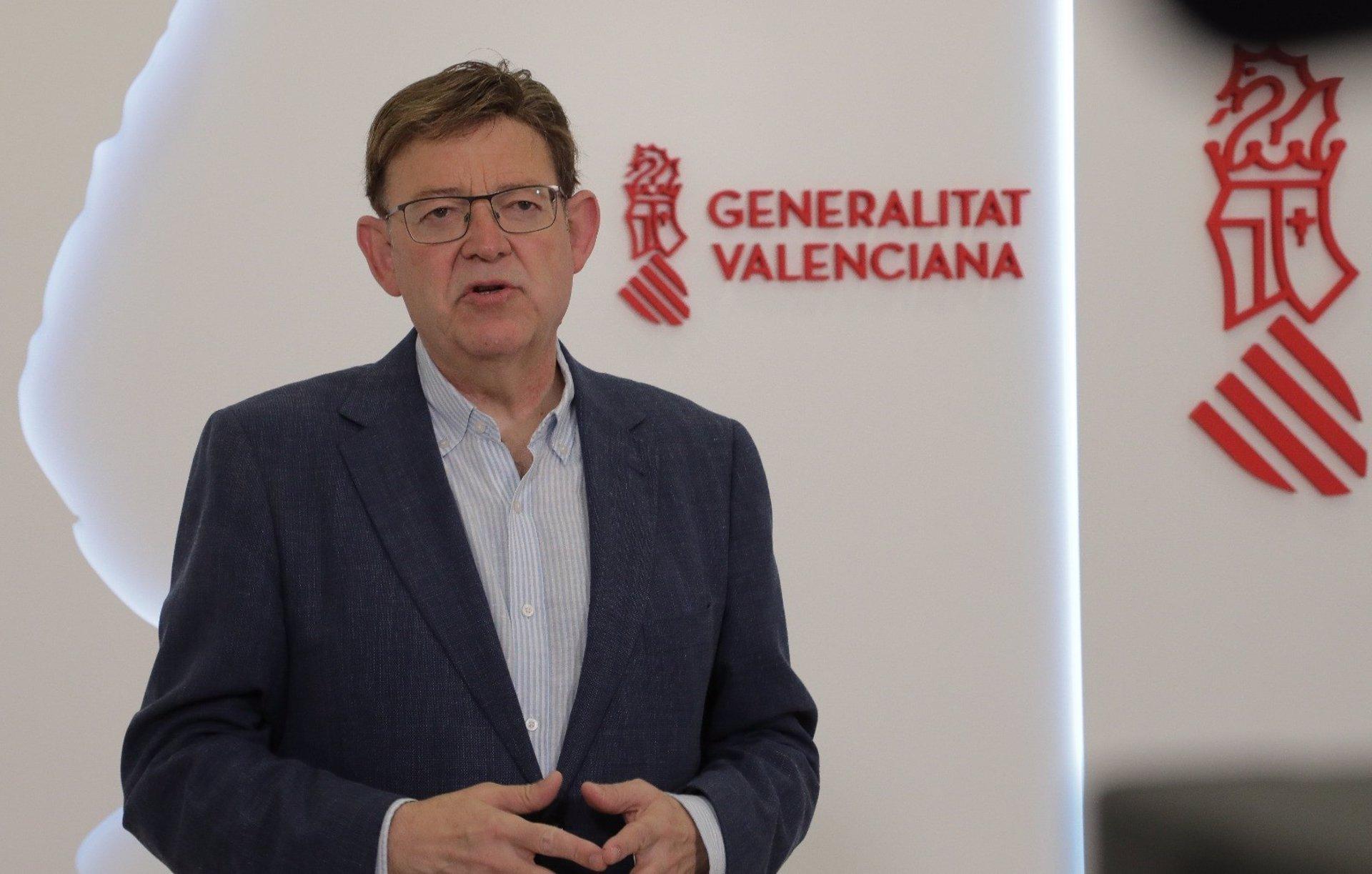 El 'president' de la Generalitat, Ximo Puig - GVA