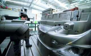 Trabajador del sector industrial