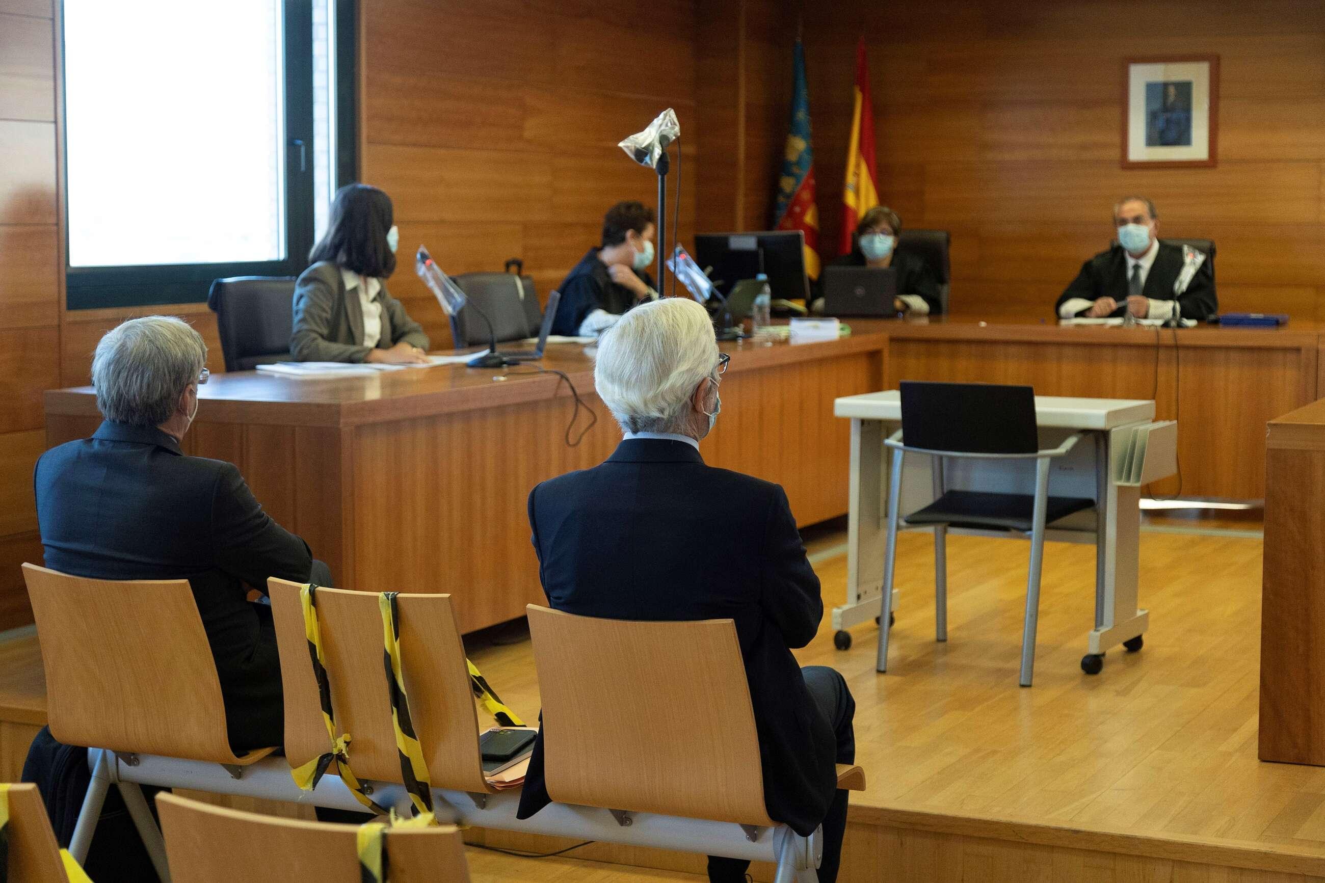 EFE/ Doménech Castellón