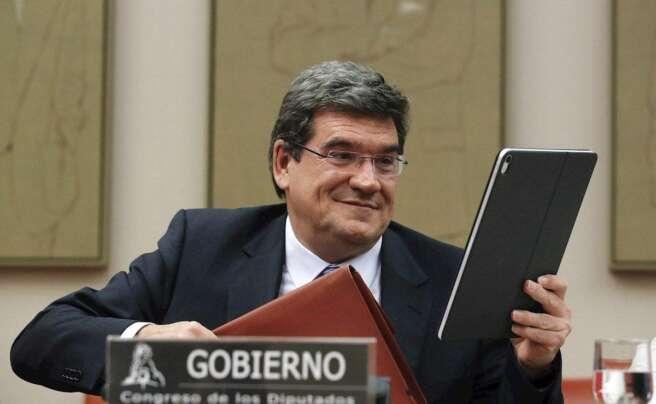 El ministro de Seguridad Social, Inclusión y Migraciones, José Luis Escrivá. - EFE