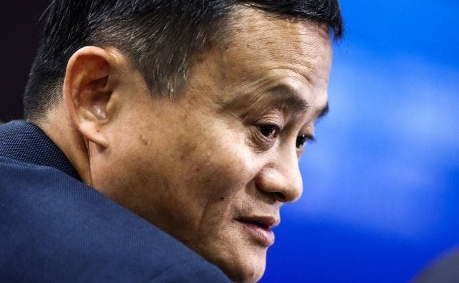 Jack Ma, fundador y presidente ejecutivo de Alibaba Group. EFE