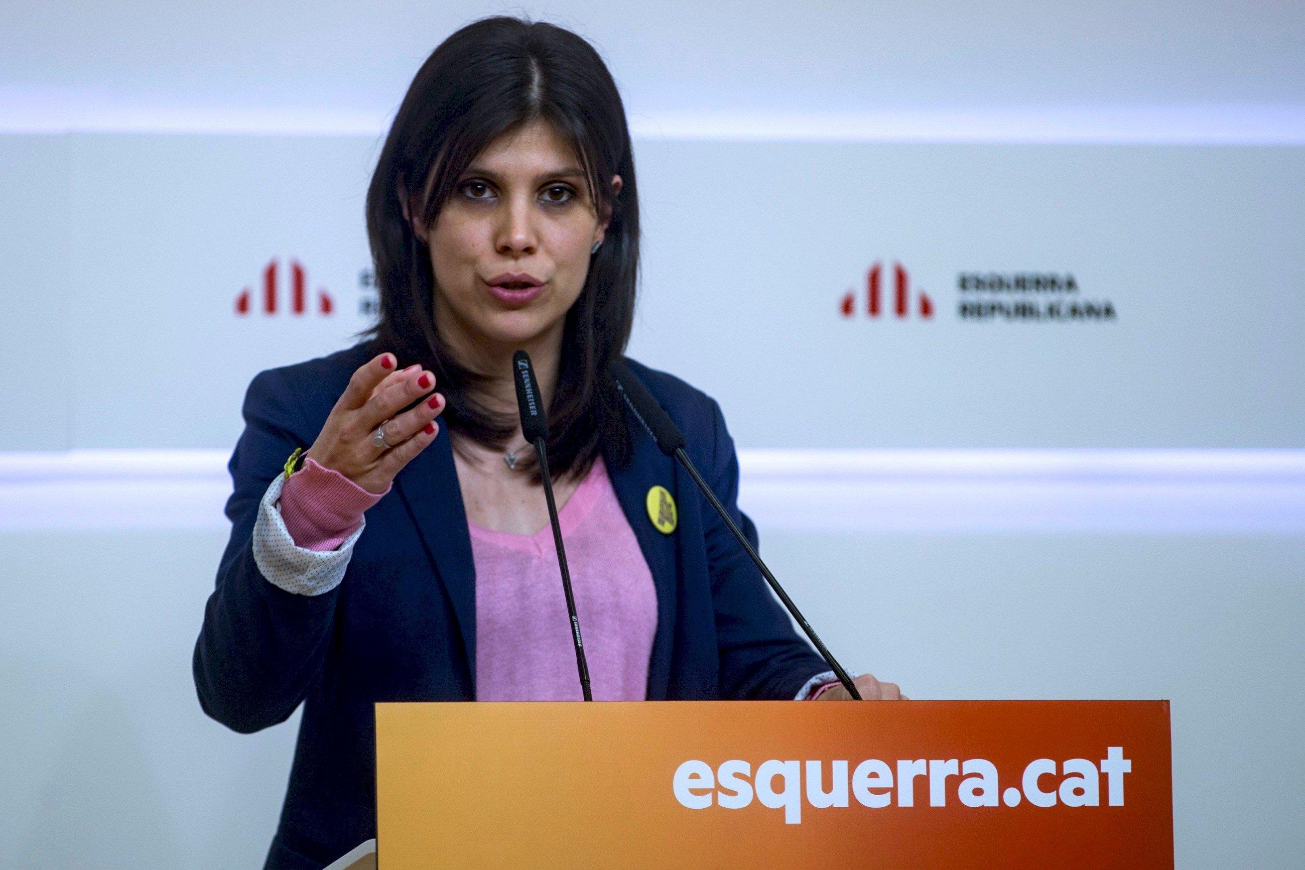 La portavoz de ERC, Marta Vilalta | EFE/QG/Archivo