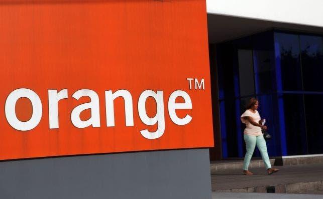 Foto de la sede de Orange. EFE