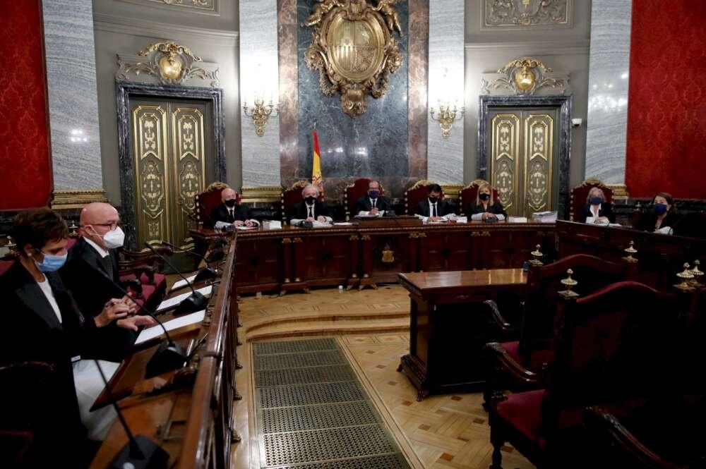 Una imagen del Tribunal Supremo, cuyo presidente nombra el Consejo General del Poder Judicial