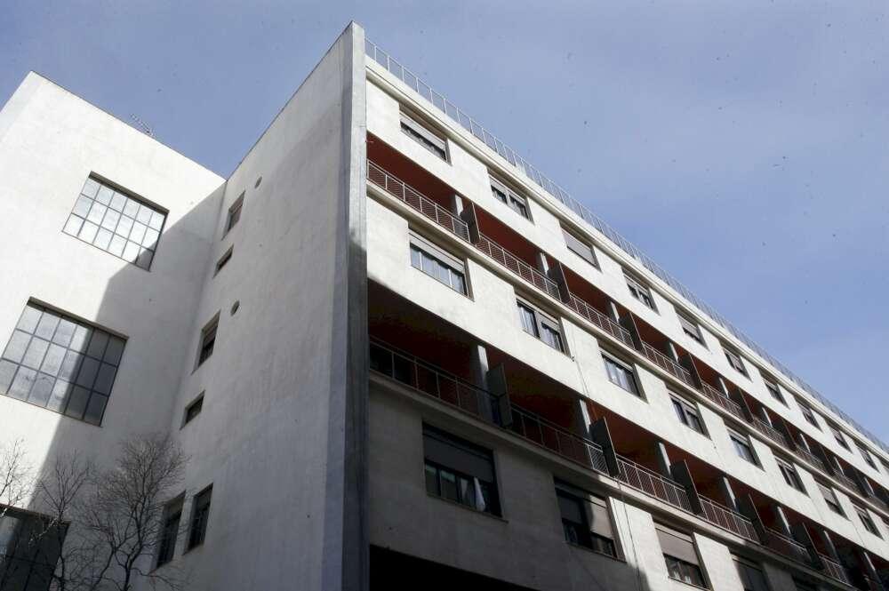 El precio de una habitación en un piso compartido es de 268 euros mensuales.Foto: Efe