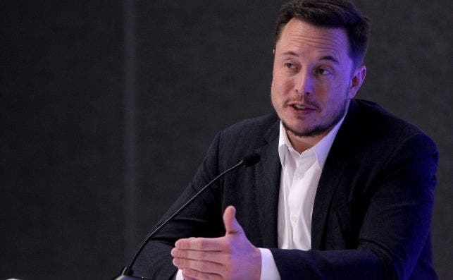 Elon Musk, fundador de Tesla. Foto: EFE