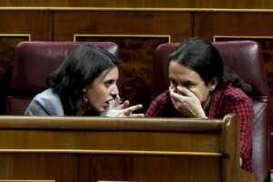 Manos Limpias denuncia a Irene Montero por el 'caso niñera' ante la Fiscalía Anticorrupción